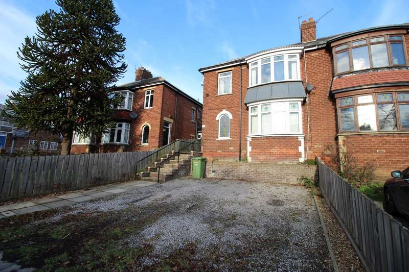 3 Bedrooms Semi Detached House for sale in South Road, Stockton-On-Tees, Cleveland, TS20