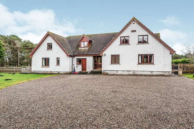 7 Bedrooms Detached House for sale in Rearquhar, Dornoch, Sutherland, IV25