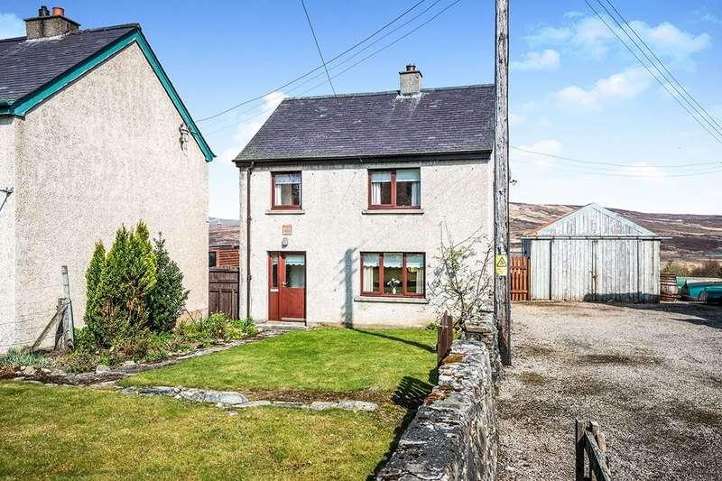 3 Bedrooms Detached House for sale in Altnaharra, Altnaharra, Lairg, Sutherland, IV27
