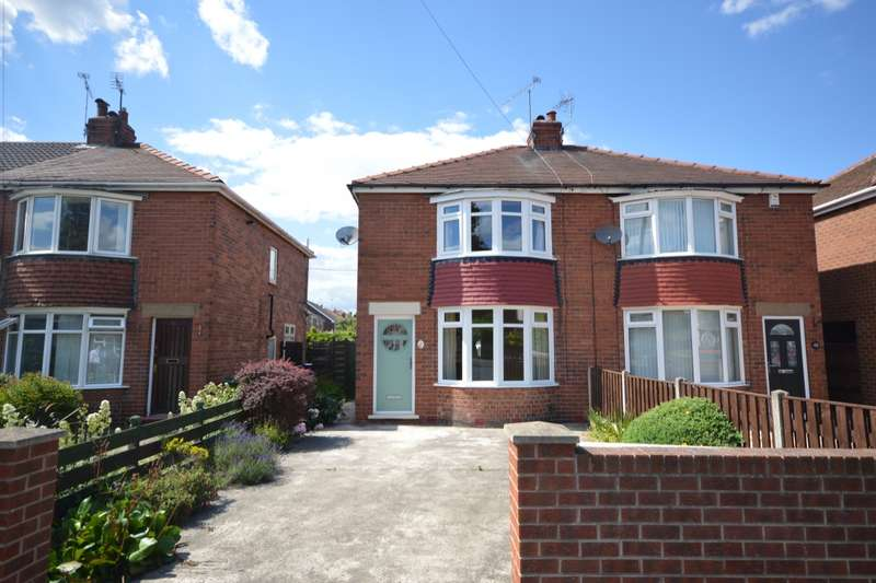 3 Bedrooms Semi Detached House for sale in St. Martins Avenue, Scawsby, DN5