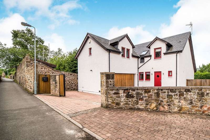 5 Bedrooms Detached House for sale in Union Road, Linlithgow, West Lothian, EH49