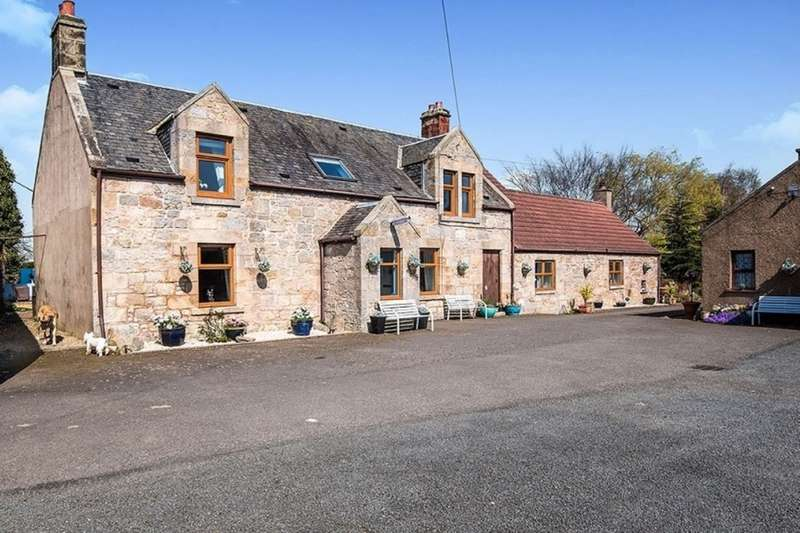 5 Bedrooms Detached House for sale in Bothkennar, Stirlingshire, FK2