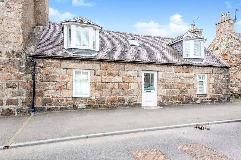 3 Bedrooms Semi Detached House for sale in 59 High Street, Aberlour, Banffshire, AB38
