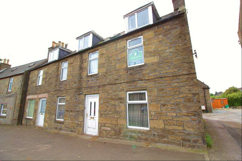 5 Bedrooms House for sale in Regent Street, Keith, Banffshire, AB55