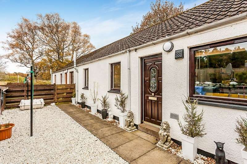 2 Bedrooms Bungalow for sale in Rowan Cottages, Tarfside, Brechin, Angus, DD9