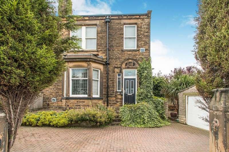 5 Bedrooms Semi Detached House for sale in Rein Road, Morley, Leeds, LS27