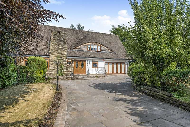 4 Bedrooms Detached House for sale in Elmers Green, Skelmersdale, Lancashire, WN8