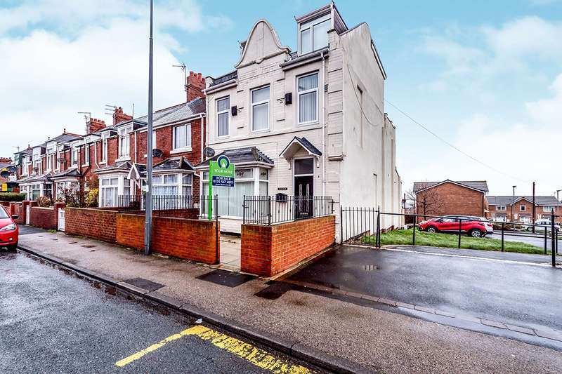 4 Bedrooms House for sale in Princess Road, Seaham, County Durham, SR7