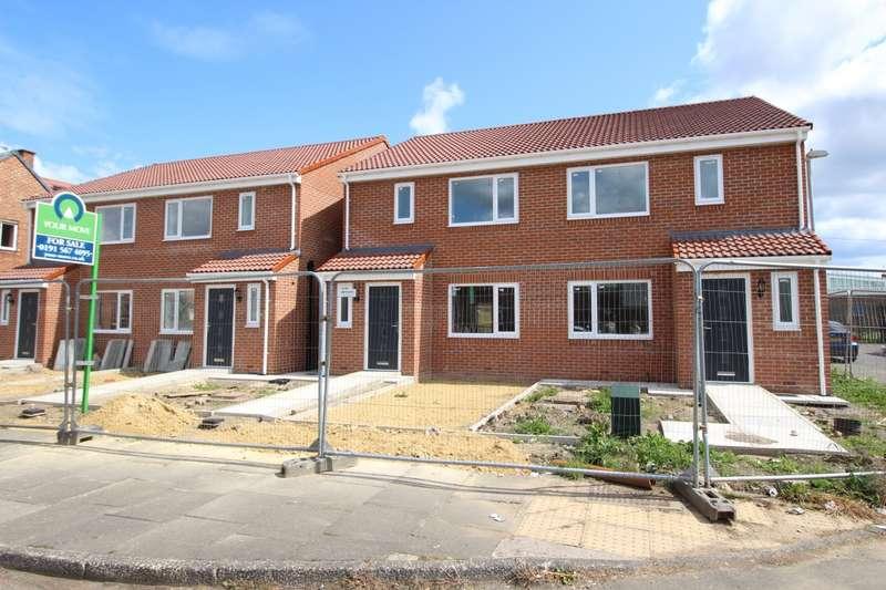 3 Bedrooms Semi Detached House for sale in Canterbury Road, Hylton Castle, Sunderland, SR5