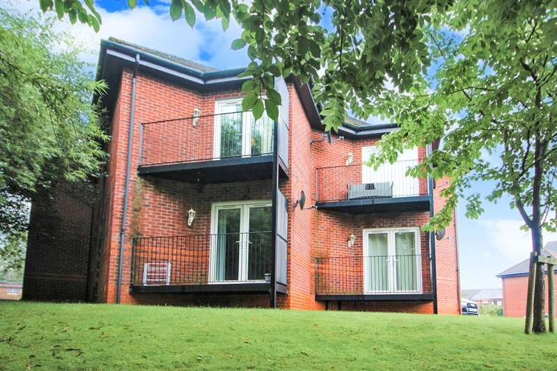 2 Bedrooms Apartment Flat for sale in Prescott Street, Worsley, Manchester, M28