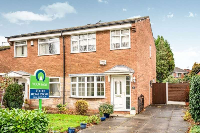 2 Bedrooms Semi Detached House for sale in Withington Drive, Astley,Tyldesley, Manchester, M29