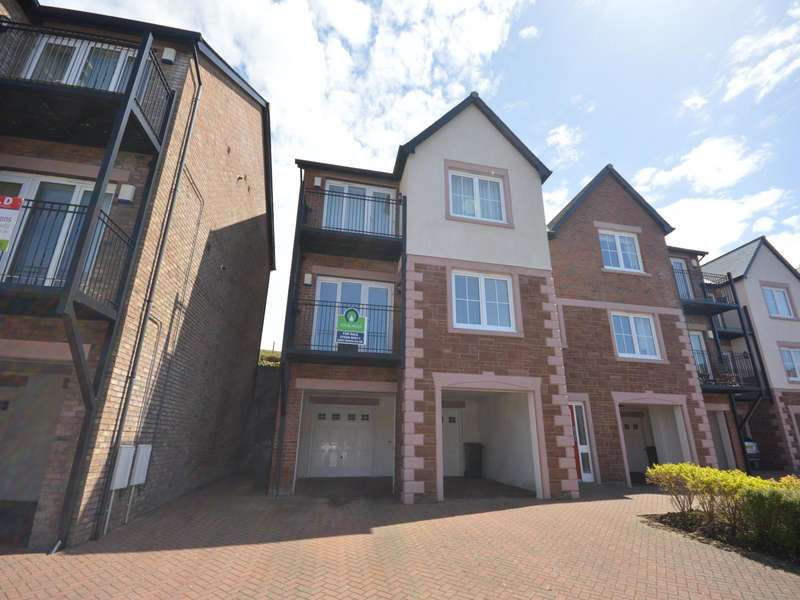 2 Bedrooms Apartment Flat for sale in Fairladies, St. Bees, Cumbria, CA27