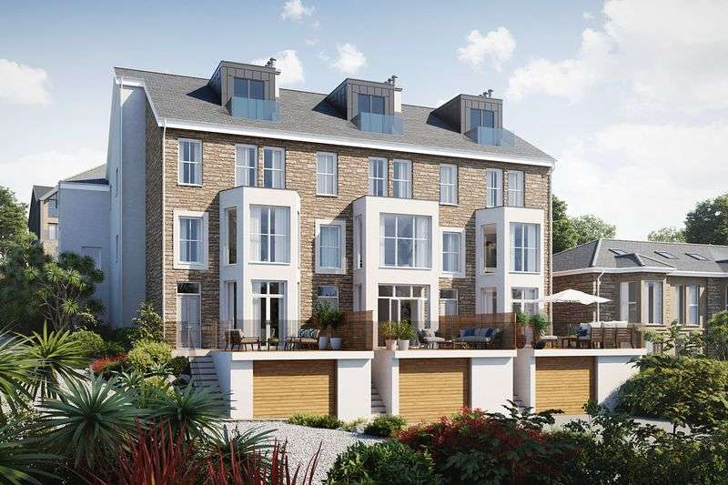 3 Bedrooms Property for sale in Albany Terrace, St. Ives