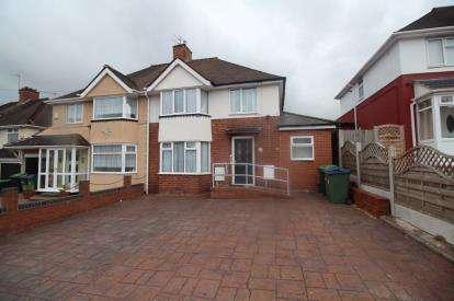 3 Bedrooms Semi Detached House for sale in Bernard Road, Oldbury, West Midlands