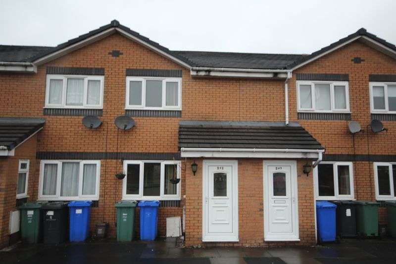 2 Bedrooms Property for rent in AINSWORTH ROAD, Radcliffe M26 4HA