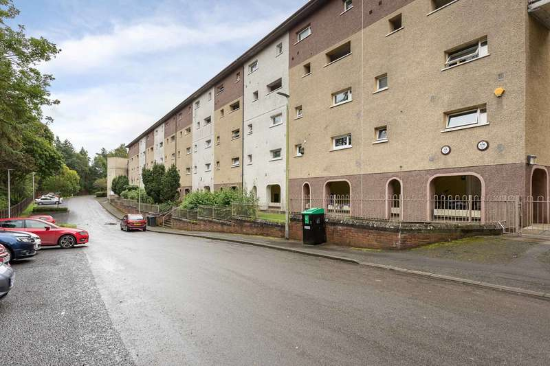 2 Bedrooms Maisonette Flat for sale in Lulworth Court, Dundee, DD4 0LS