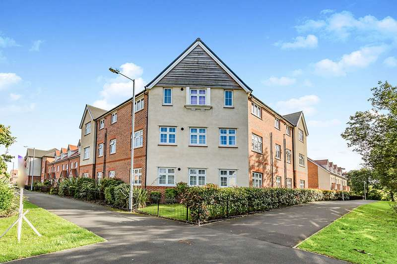 2 Bedrooms Apartment Flat for sale in Olympian Close, Chorley, Lancashire, PR7