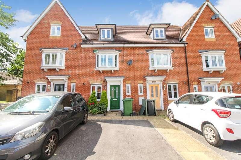 3 Bedrooms Terraced House for sale in Pryor Close, Tilehurst, Reading, RG31