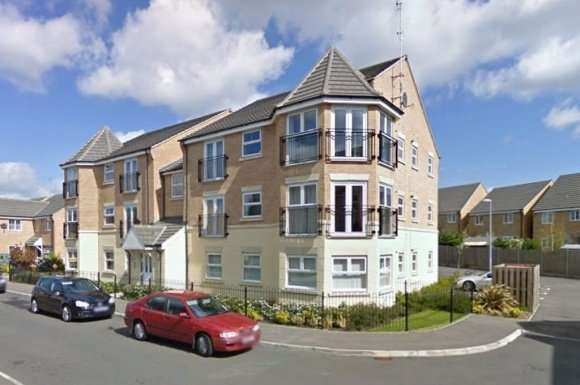 2 Bedrooms Flat for rent in Reeve Close, Leighton Buzzard
