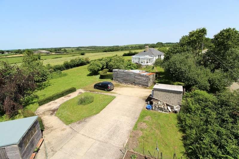 2 Bedrooms Property for sale in Tarragon St. Giles-on-the-heath Launceston PL15 9SL
