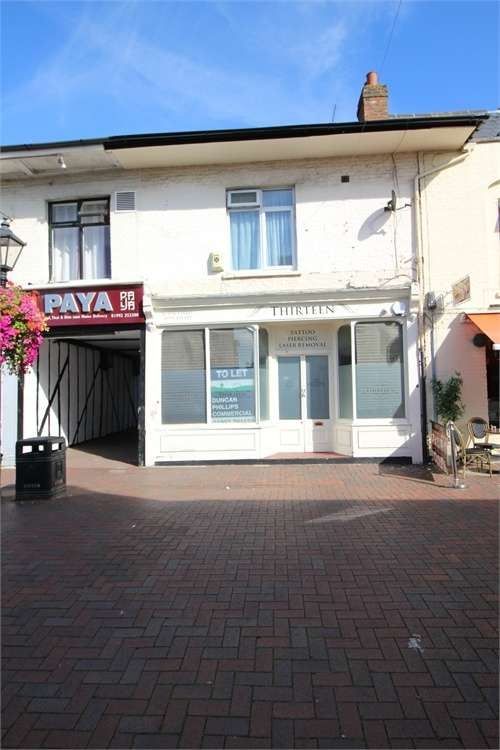 Commercial Property for rent in Sun Street, Waltham Abbey, Essex
