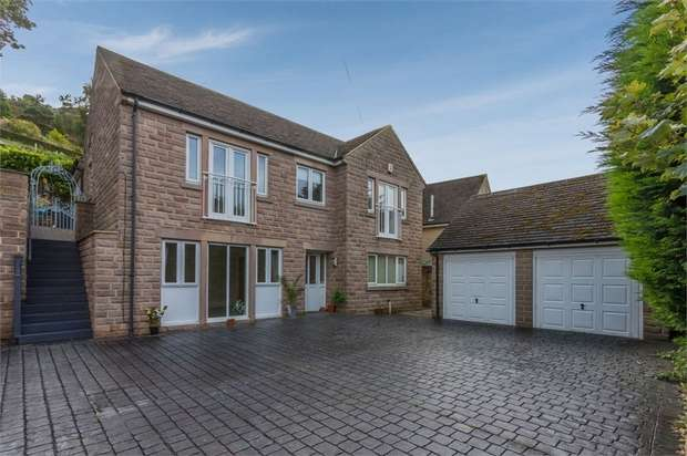 4 Bedrooms Detached House for sale in Church Street, Holloway, Matlock, Derbyshire