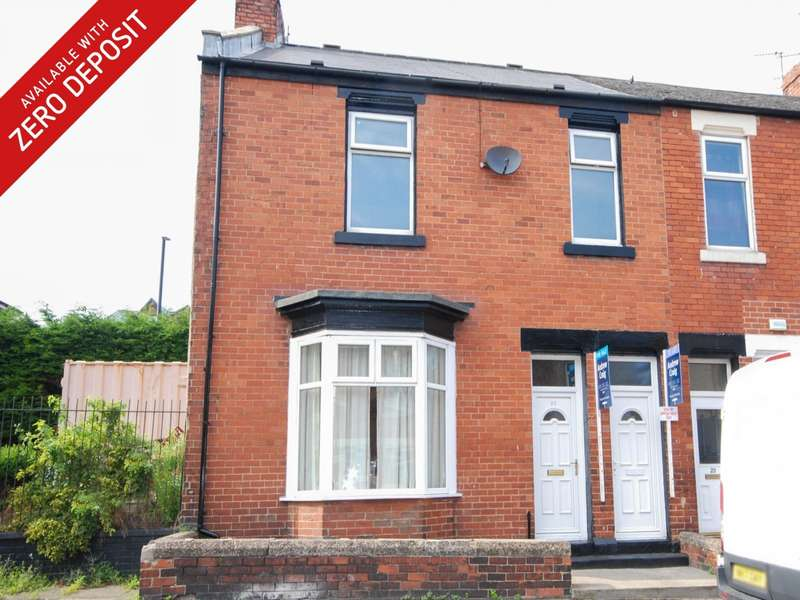 2 Bedrooms Flat for sale in Whickham Street East, Roker