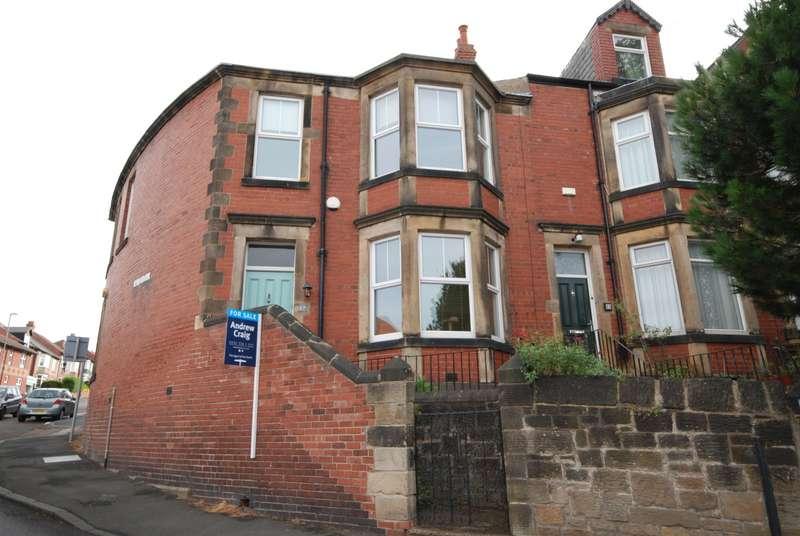 4 Bedrooms Terraced House for sale in Kells Lane, Low Fell
