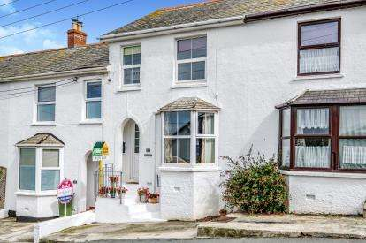 3 Bedrooms Terraced House for sale in Port Isaac, Cornwall, Uk
