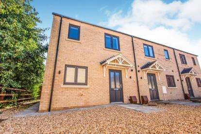 3 Bedrooms End Of Terrace House for sale in Padnal, Littleport, Ely