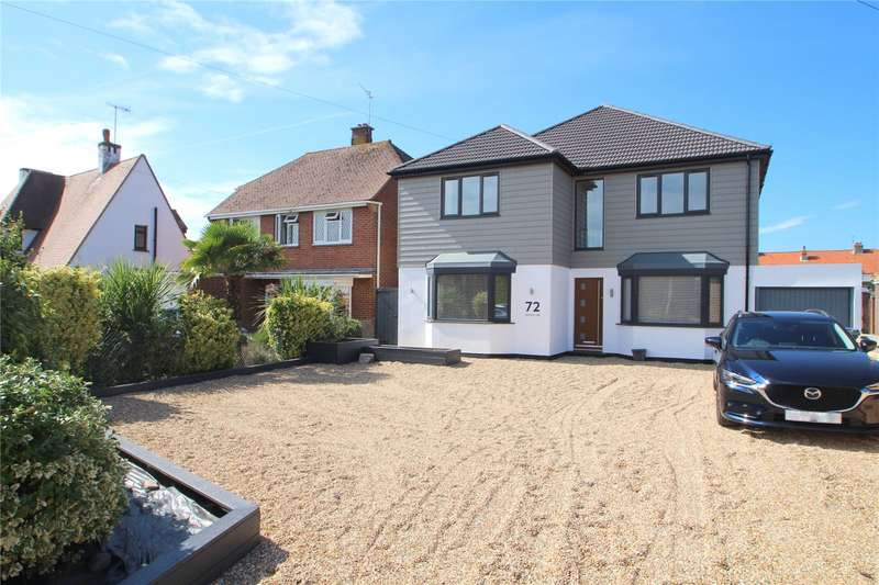 5 Bedrooms Detached House for sale in Grinstead Lane, Lancing, West Sussex, BN15