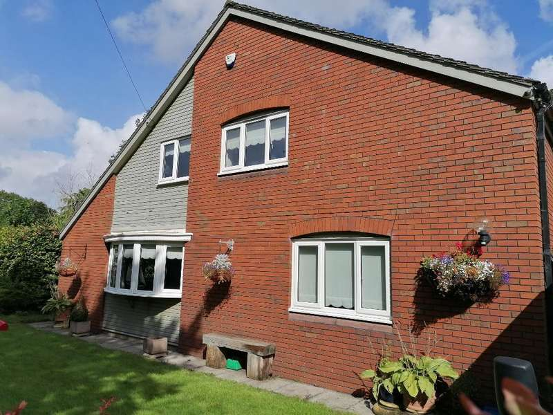 5 Bedrooms Detached House for sale in Glebe End, Sefton Village, Liverpool, Merseyside, L29 6YB
