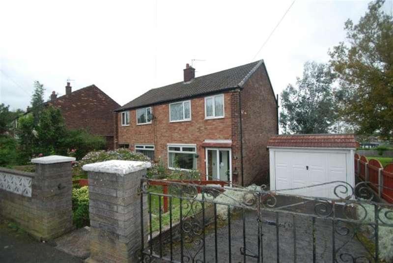 3 Bedrooms Semi Detached House for sale in Coniston Drive, Stalybridge, SK15 1EE