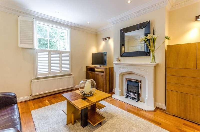 4 Bedrooms Terraced House for sale in Batchelor Street, Islington, N1