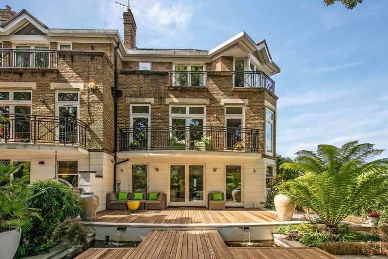 5 Bedrooms Semi Detached House for sale in Richmond Bridge Moorings