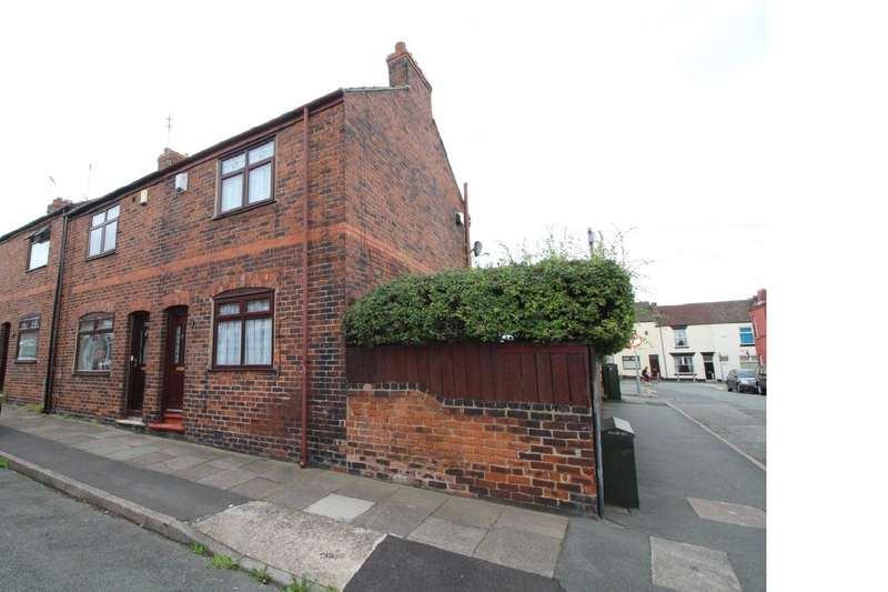 2 Bedrooms End Of Terrace House for sale in Princes Street, Widnes, Cheshire, WA8