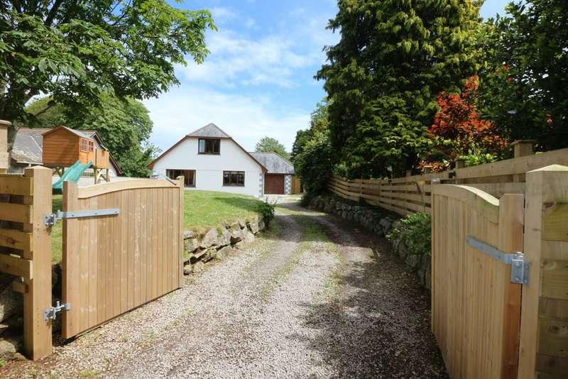4 Bedrooms Property for sale in Lowenac Lodge Lowenac Gardens Camborne TR14 7EX