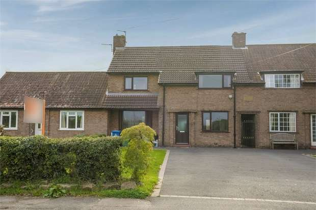 4 Bedrooms Terraced House for sale in Station Road, Dunham Massey, Altrincham, Cheshire