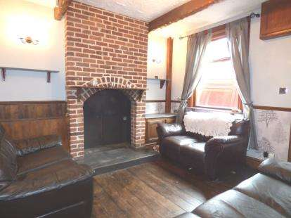 2 Bedrooms Terraced House for sale in Alma Row, Houghton, Preston, Lancashire, PR5