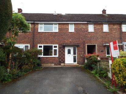 3 Bedrooms Terraced House for sale in Holly Bank Road, Wilmslow, Cheshire