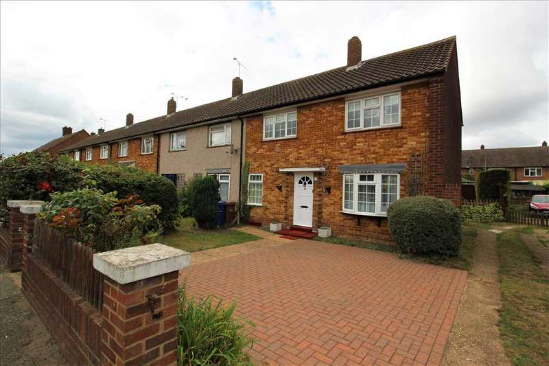 3 Bedrooms End Of Terrace House for sale in St Mary's Road