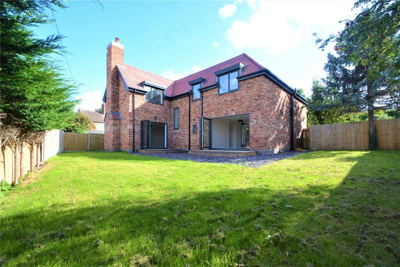 4 Bedrooms Detached House for sale in Applewood, Cross Lane, Bayston Hill, Shrewsbury, Shropshire, SY3