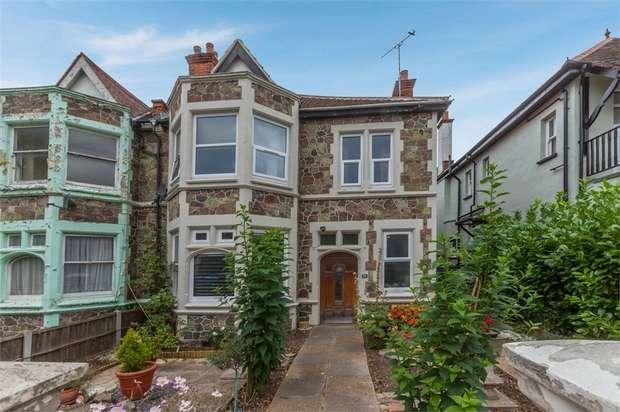 4 Bedrooms Maisonette Flat for sale in Ailsa Road, Westcliff-on-Sea, Essex