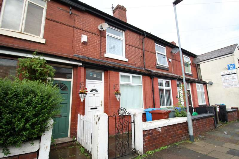 3 Bedrooms House for sale in Stanhope Street, Levenshulme, Manchester, M19