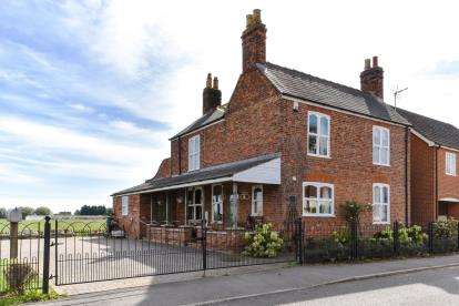 4 Bedrooms Detached House for sale in Gedney Dyke, Spalding, Lincolnshire