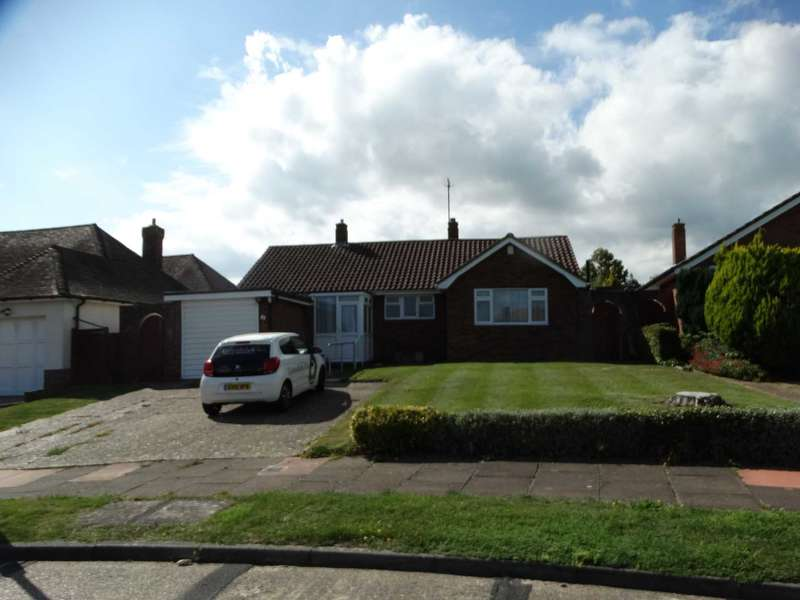 3 Bedrooms Detached Bungalow for sale in Wrestwood Avenue, Eastbourne