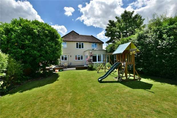 4 Bedrooms Detached House for sale in Hampden Road, Chalfont St Peter, Buckinghamshire