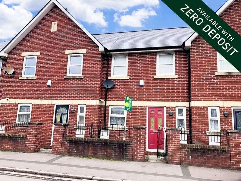 2 Bedrooms Semi Detached House for rent in Bolt Street, Newport