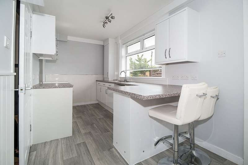 3 Bedrooms House for sale in Hillside Crescent South, Gorebridge, Midlothian, EH23
