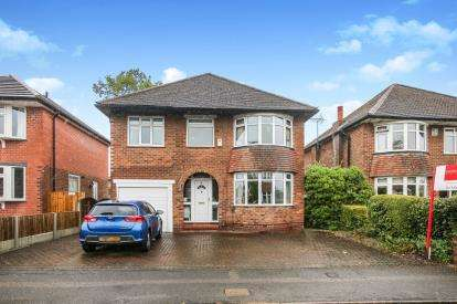 4 Bedrooms Detached House for sale in Derwent Drive, Handforth, Cheshire, .